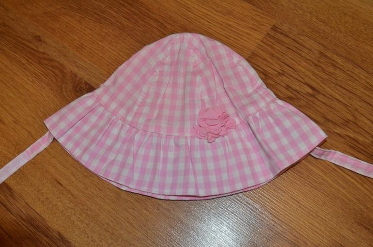 Панама \ шляпа Crazy 8 размер 6-12 мес