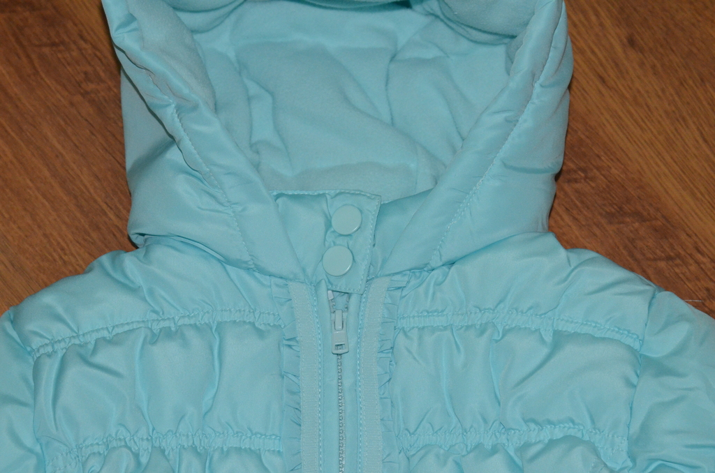Куртка голубая gymboree 5-6 лет (107-122 см)