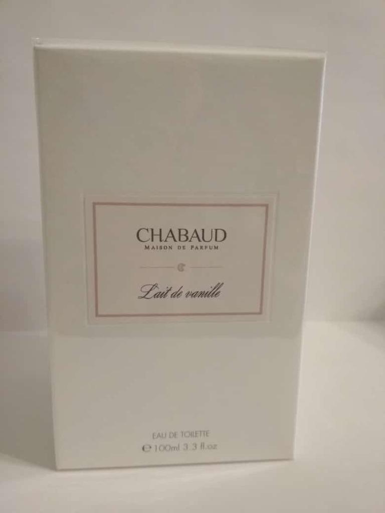 Chabaud Maison de Parfum Lait De Vanille edt 100 m