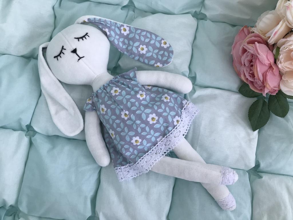 Игрушка сплюшка для малыша (комфортер)