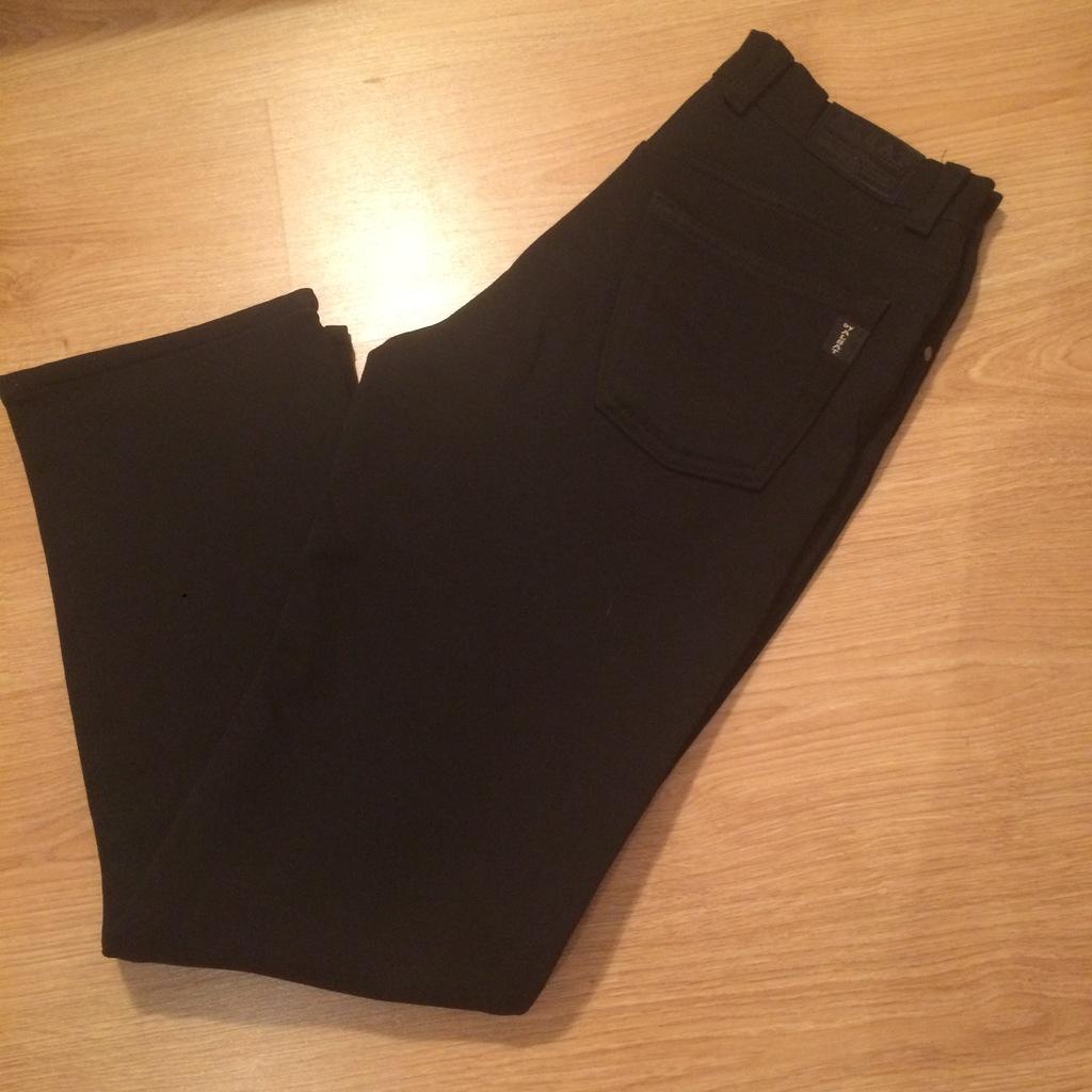 Новые брючки джинсы на флисе