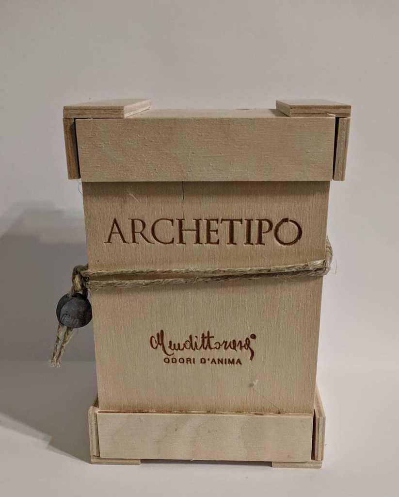 Mendittorosa Archetipo 100 ml Extrait de Parfum
