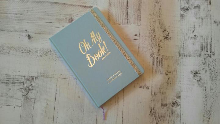 Ежедневник для мамочек Oh my book! Mother Edition