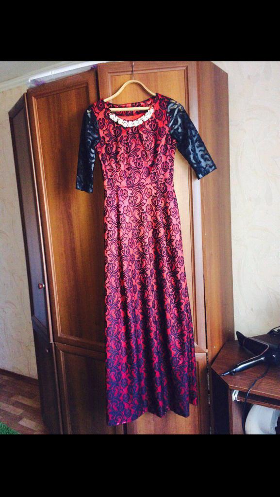 Вечернее платье BMZ
