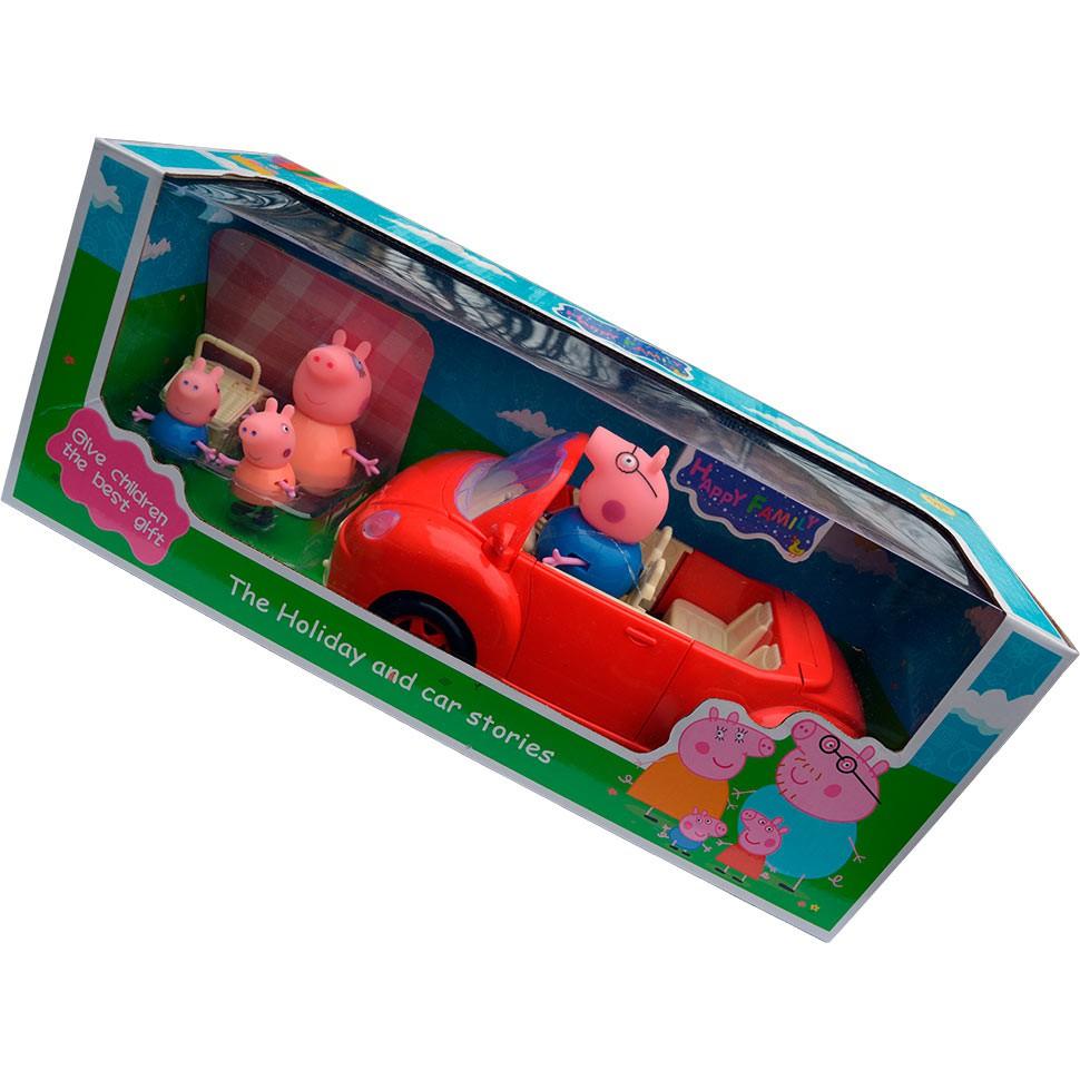наборы свинки пеппы на день рождения купить