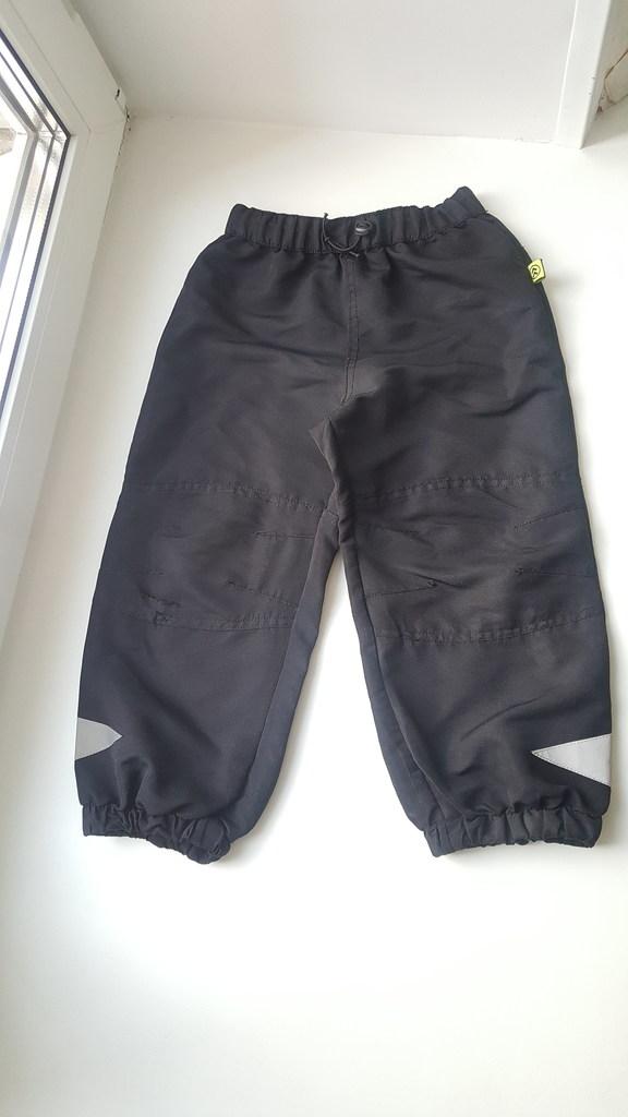 Демисезонные штаны пыльники 110 см