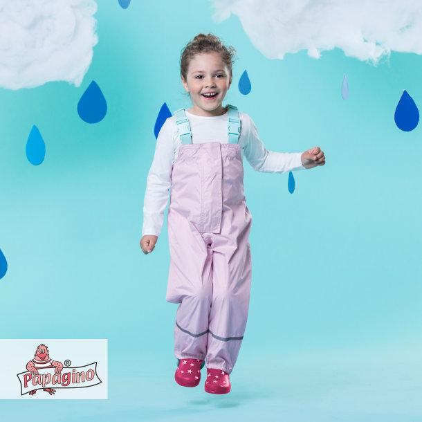 Непромокаемый ветровочный костюм для девочек. Papa