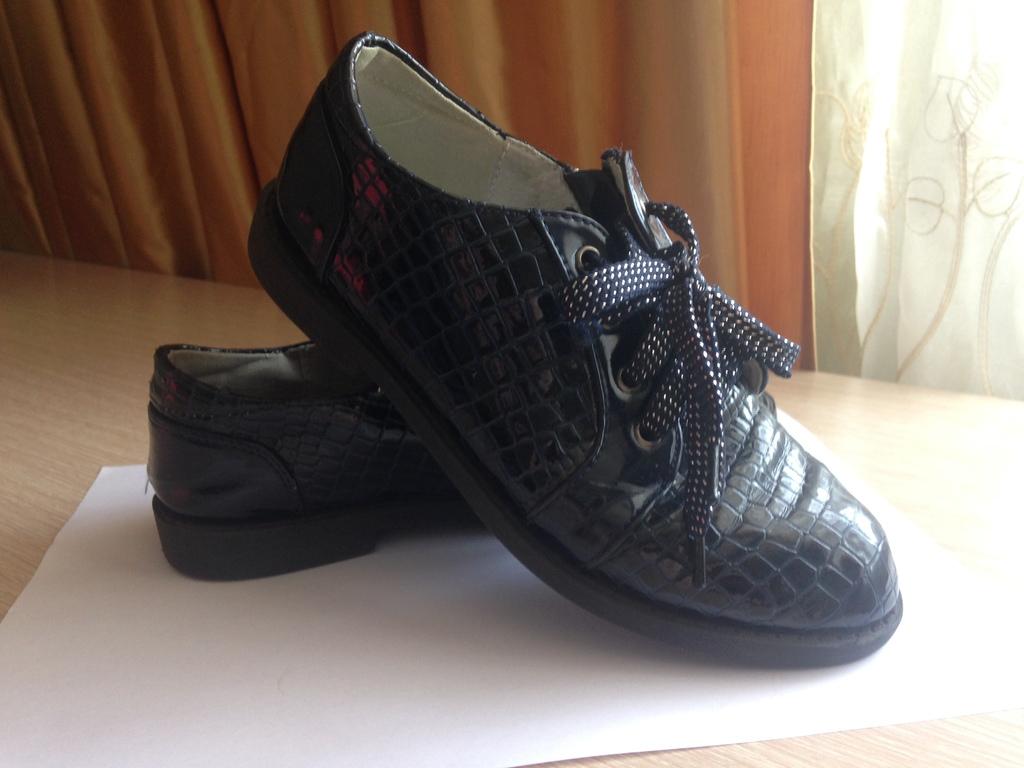 Туфли (ботинки)