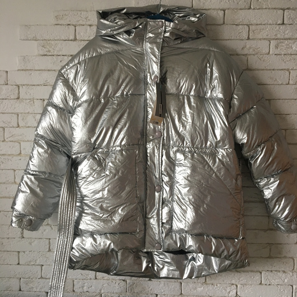 куртка пуховик ienki ienki