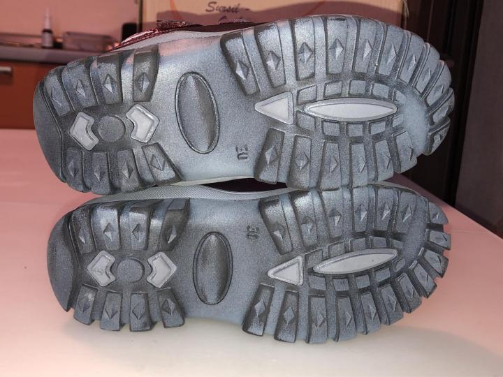 Новые зимние ортопед. ботинки Сурсил-орто 19 см.