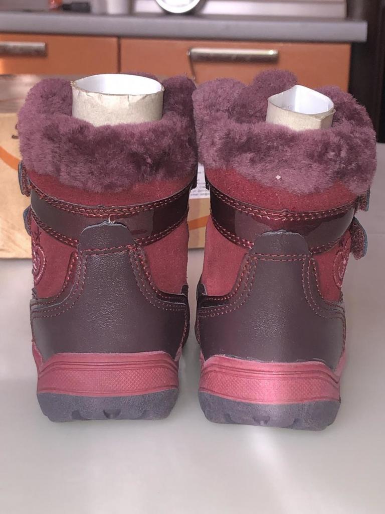 Новые зимние ортопед.ботинки Сурсил-орто 14 см.