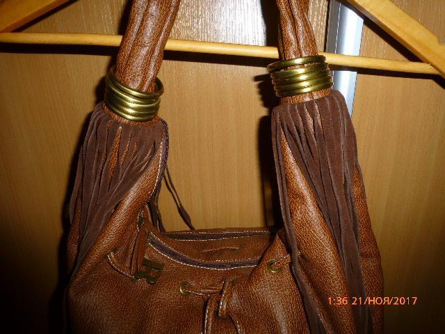 сумка на плечо Bulaggi