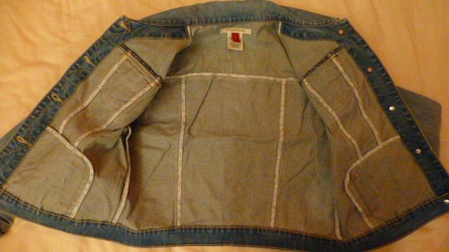 куртка Stetson джинсовая, жен. р.L /48, новая