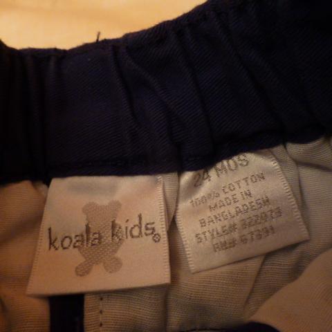 брюки Koala Kids на 24мес., новые