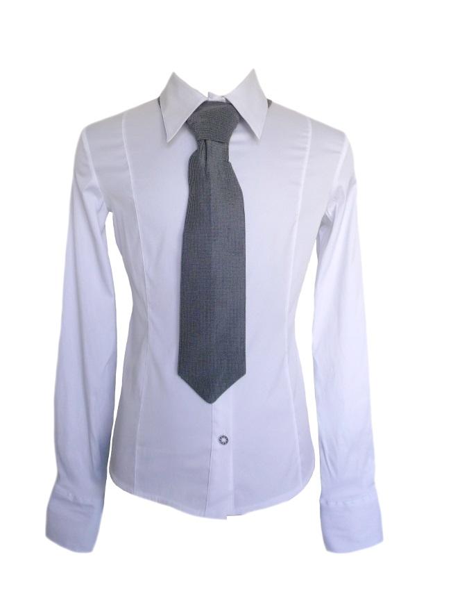 Рубашка с галстуком для девочки AHSEN