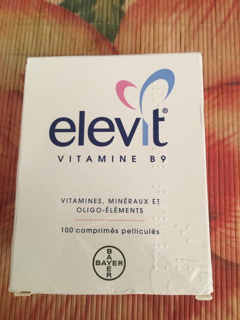 Elevit b9