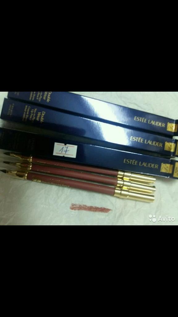 Estee lauder карандаш для губ 17.18 эсти лаудер