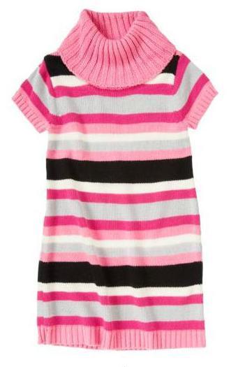 Платье розовое Crazy8 на 7-8 лет, новое