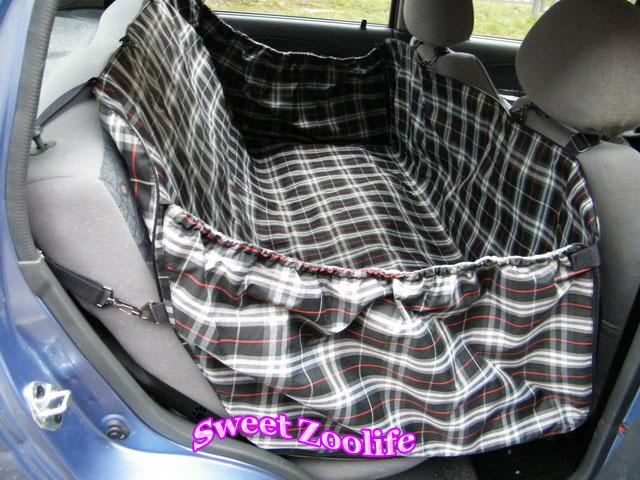 Автогамак для перевозки собак в авто