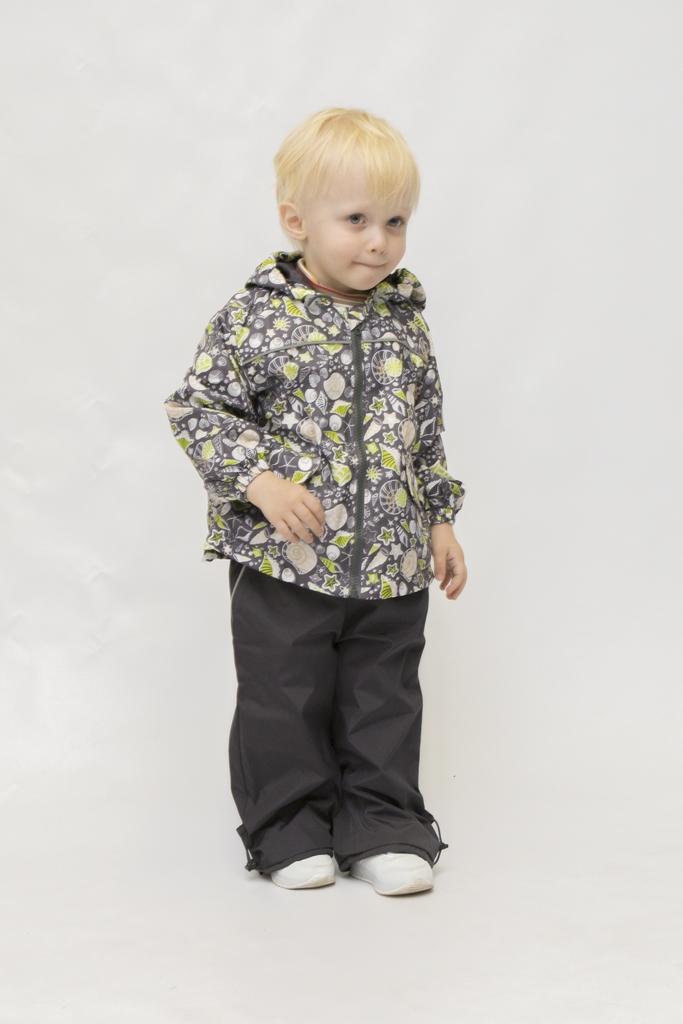 Детский ветровочный костюм