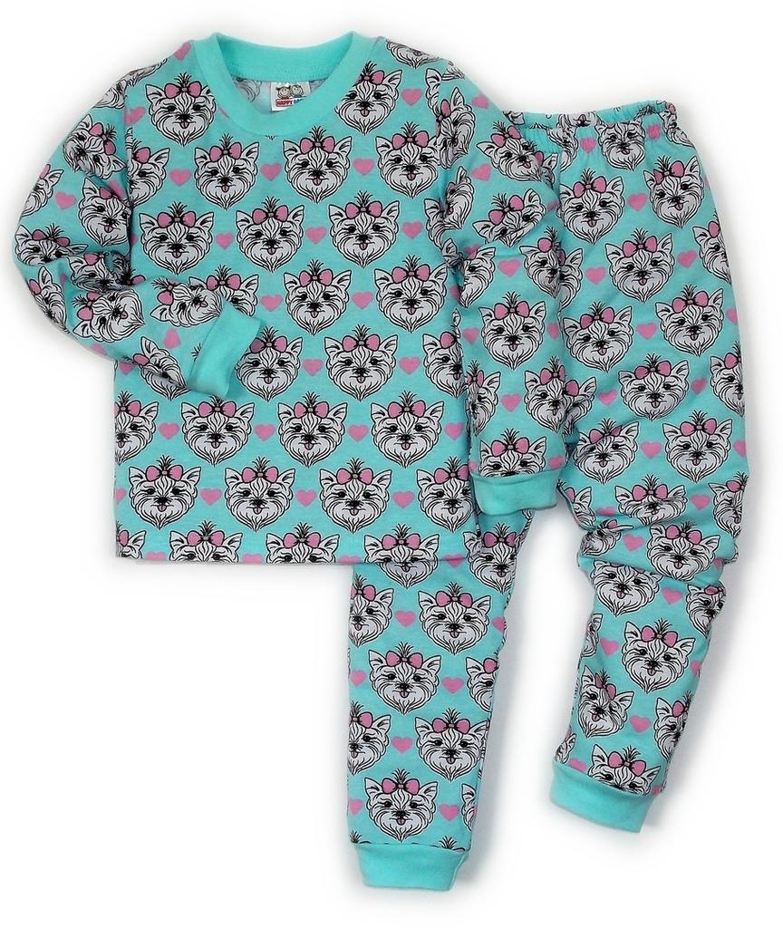 Милая пижамка для девочки