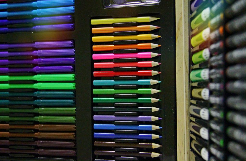 Набор для Творчества 220 предметов
