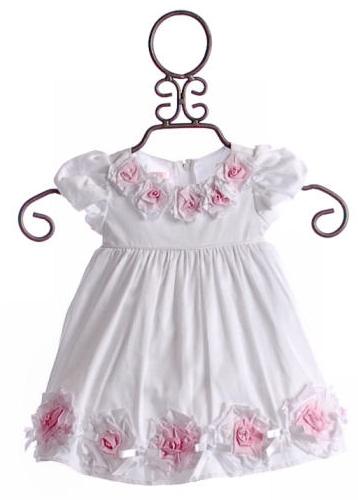 Kate Mack, Biscotti новое платье с розочками 4года