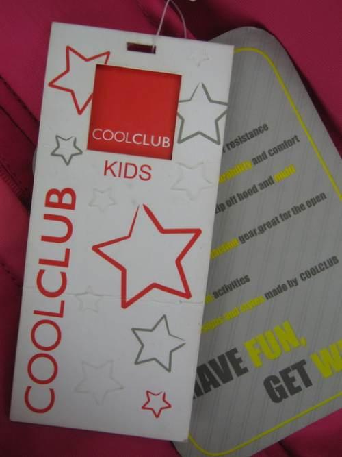 Распрожажа комбинезонов слитников Cool Club новые