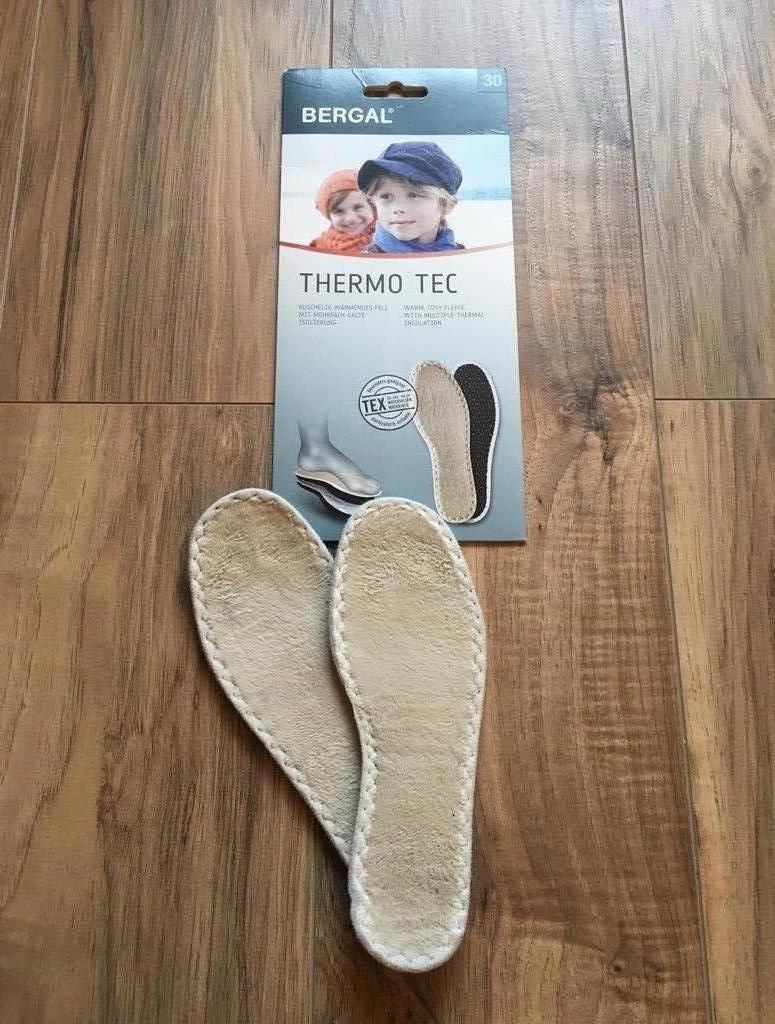 Термо - стельки bergal 30