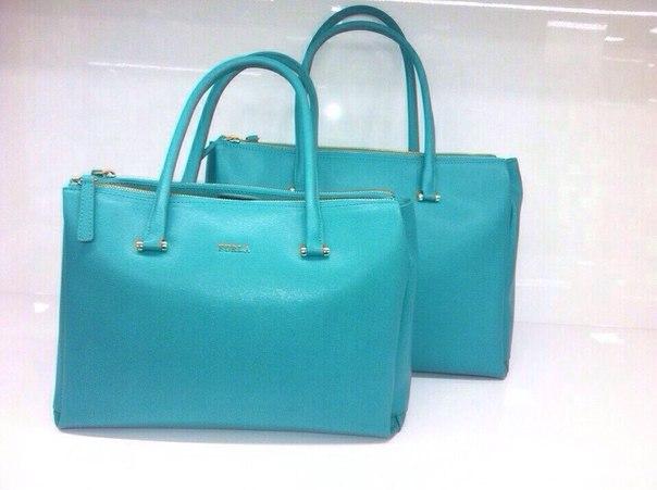 Новая сумка Furla, в магазине YOOX на Шопоголик