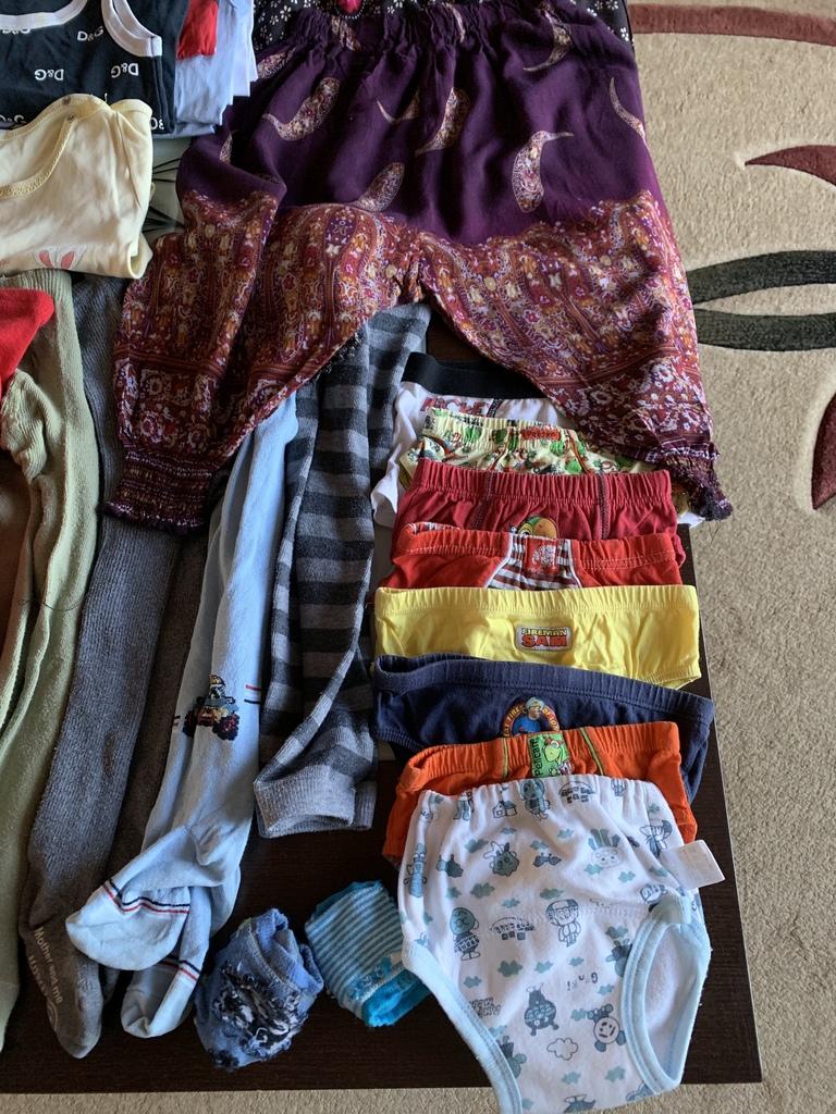 Пакет Вещи для дома на 2-3 года