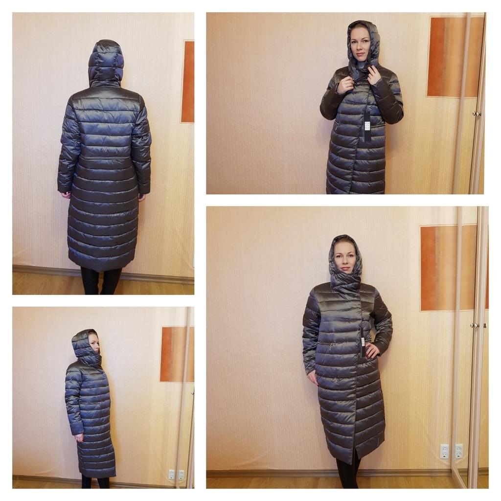 Новое  зимнее пальто пуховик Luissante 44 - 54