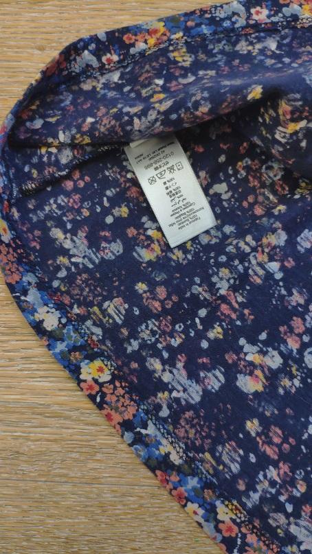 Next блузка б/у, 5-6лет