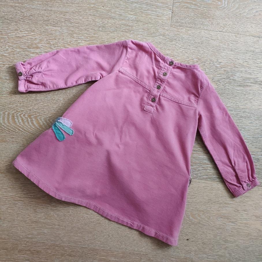 Платья Next и Bluezoo, б/у, 12-24мес