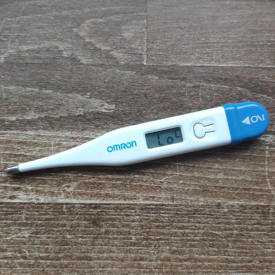 Термометр OmronvMC-203-E, б/у