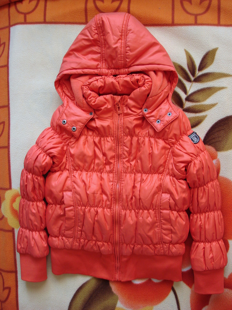 Теплая д/сез. куртка ESprit(США), р.128-134