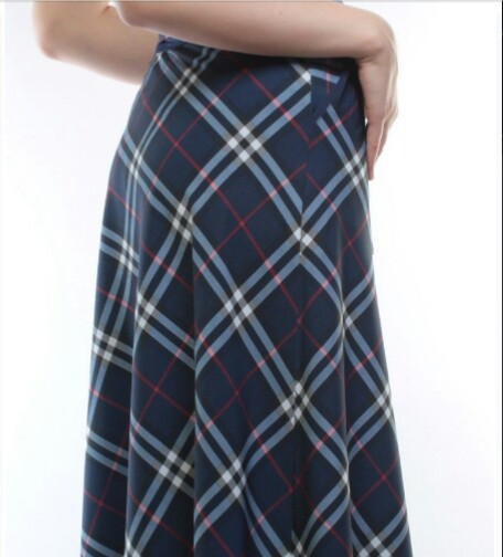 Новая стрейч юбка, макси, с карманами и поясом