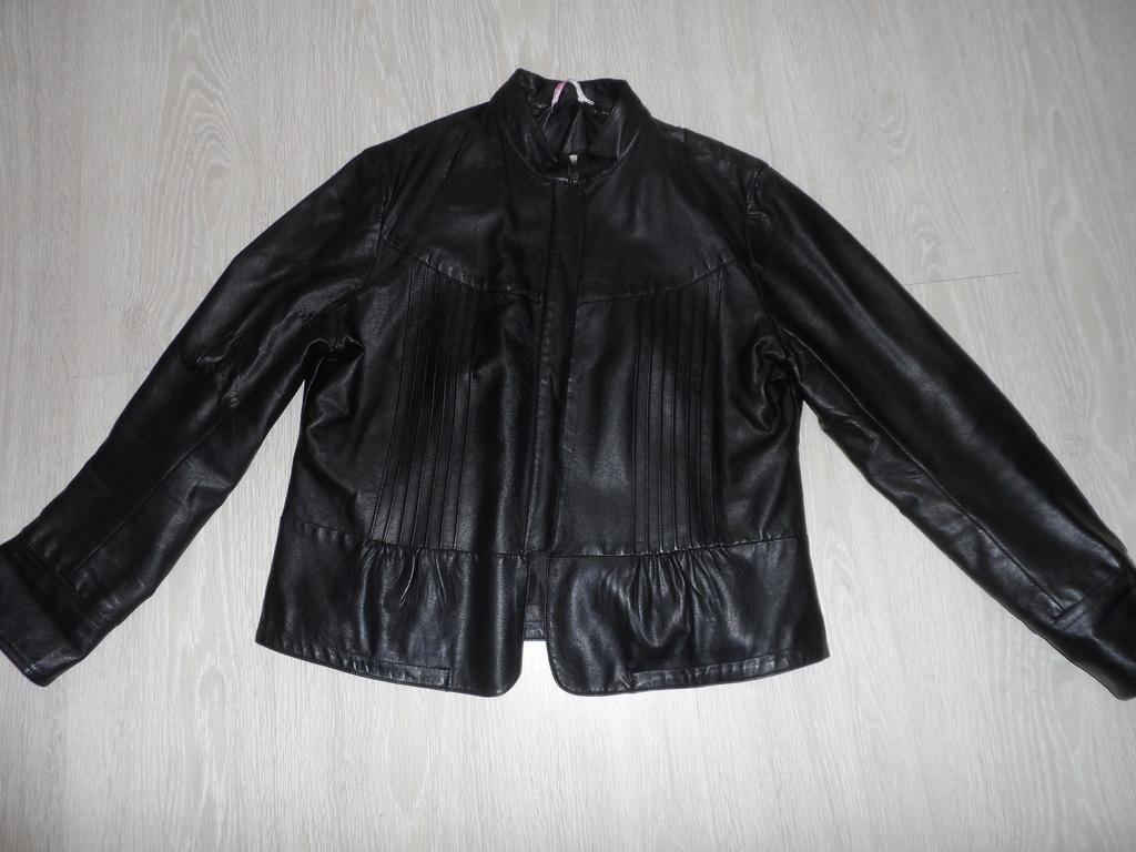 Новые леггинсы 50-52 р., куртка б/у натуральн кожа