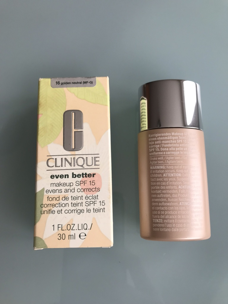 Тональный крем Clinique Even Better Makeup Оригин