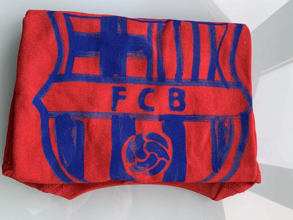 Новая Футболочка FCB Barcelona р.8-10л, Оригинал