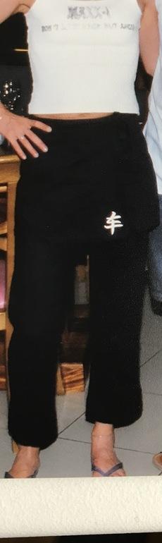 Юбочка-брюки р. XS