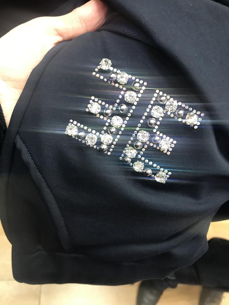 Шикарный костюм EF хлопок