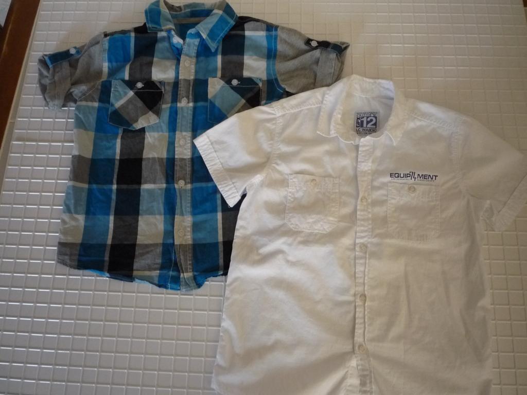 Рубашки WAIKIKI р 128-134 б\у в хорошем состоянии
