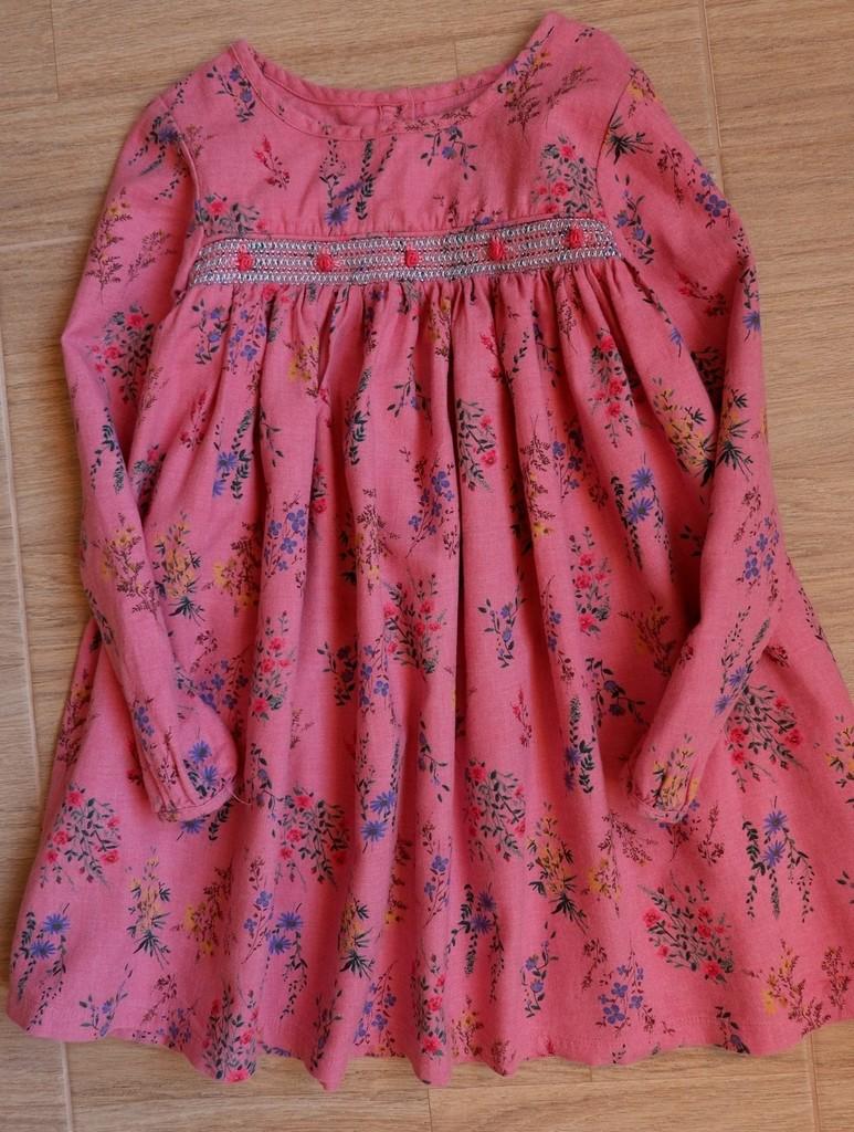 Платье next 4-5 лет