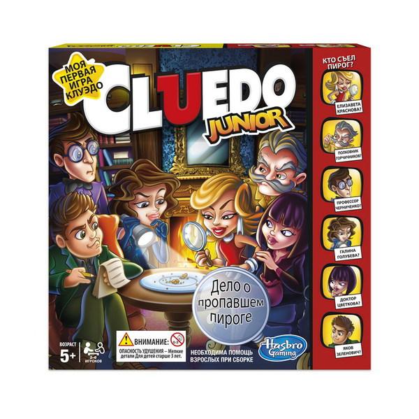Моя первая игра - Клуэдо GAMES HASBRO C1293121