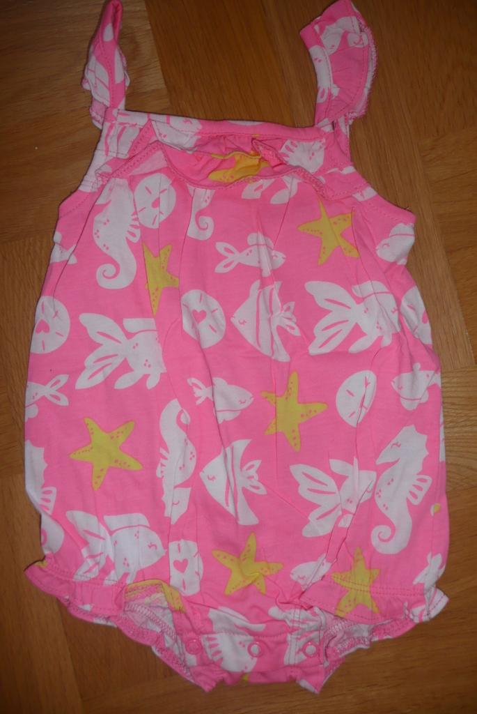 Песочник Carters - розовый