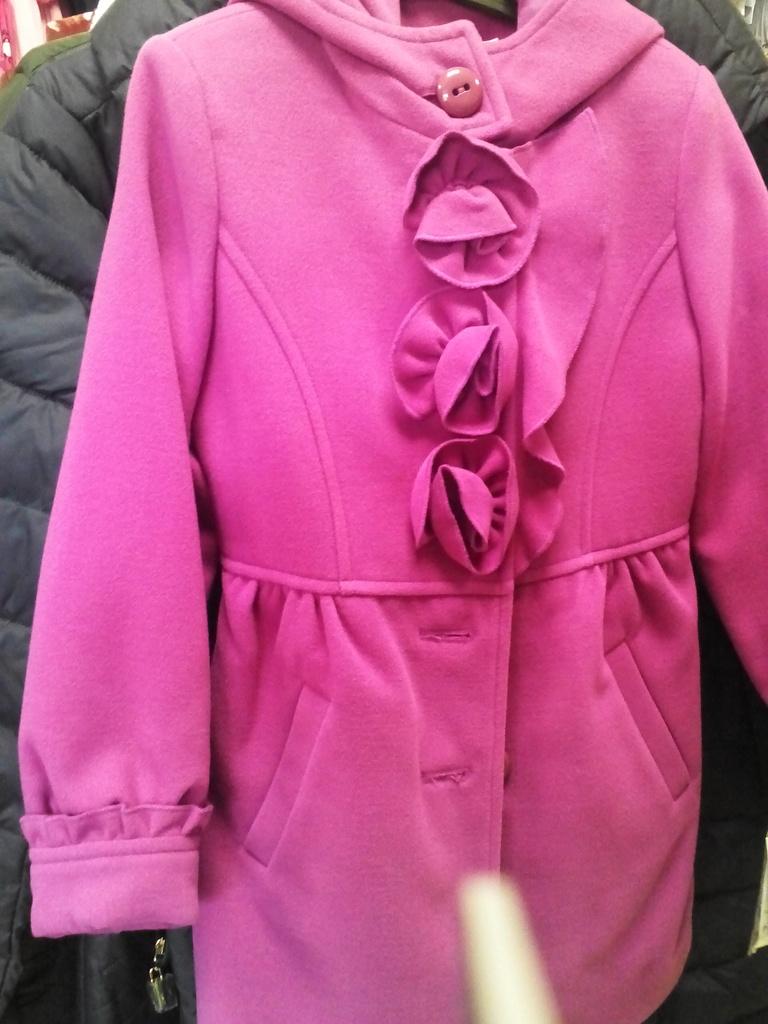породам пальто ТМ Дували.
