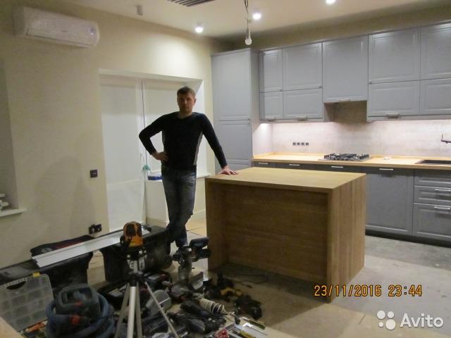 Частный мастер по сборке кухни и мебели. Икеа 6 %