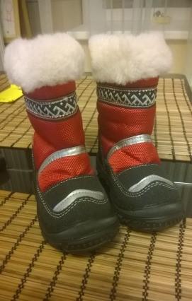 Сапоги зимние Скороход