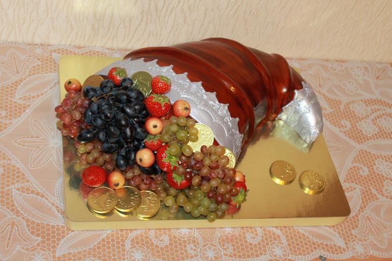 навсегда оформление и приготовление торта рог изобилия фото приглянувшуюся вам